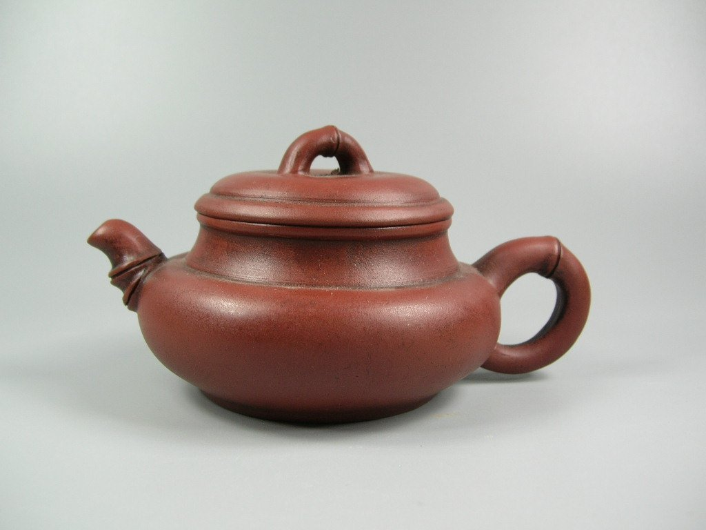 Fine Small Chinese Yixing Teapot Marked