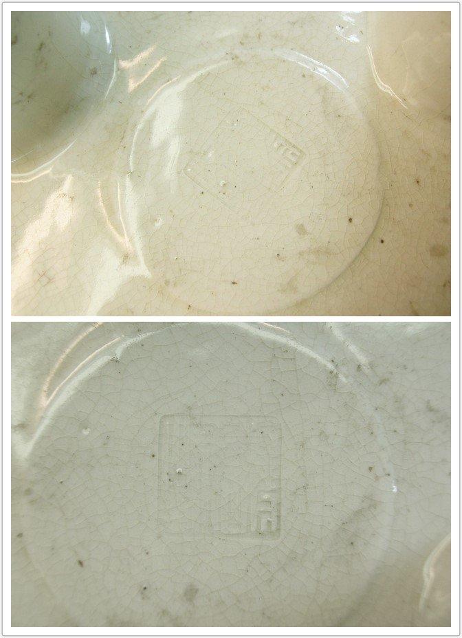 Huge Chinese White Glazed Tripod Censer Marked - 10