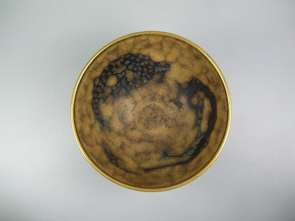 Chinese Taihi-Tenmoku Type Tea Bowl - 3