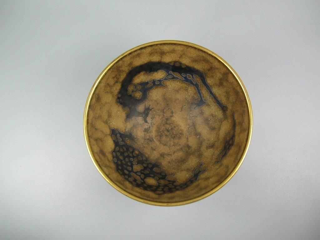 Chinese Taihi-Tenmoku Type Tea Bowl - 4