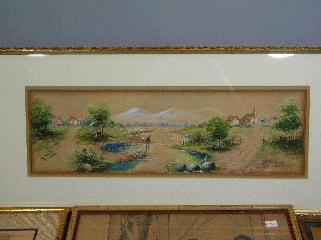Group of Old Chinese and Japanese Paintings - 2