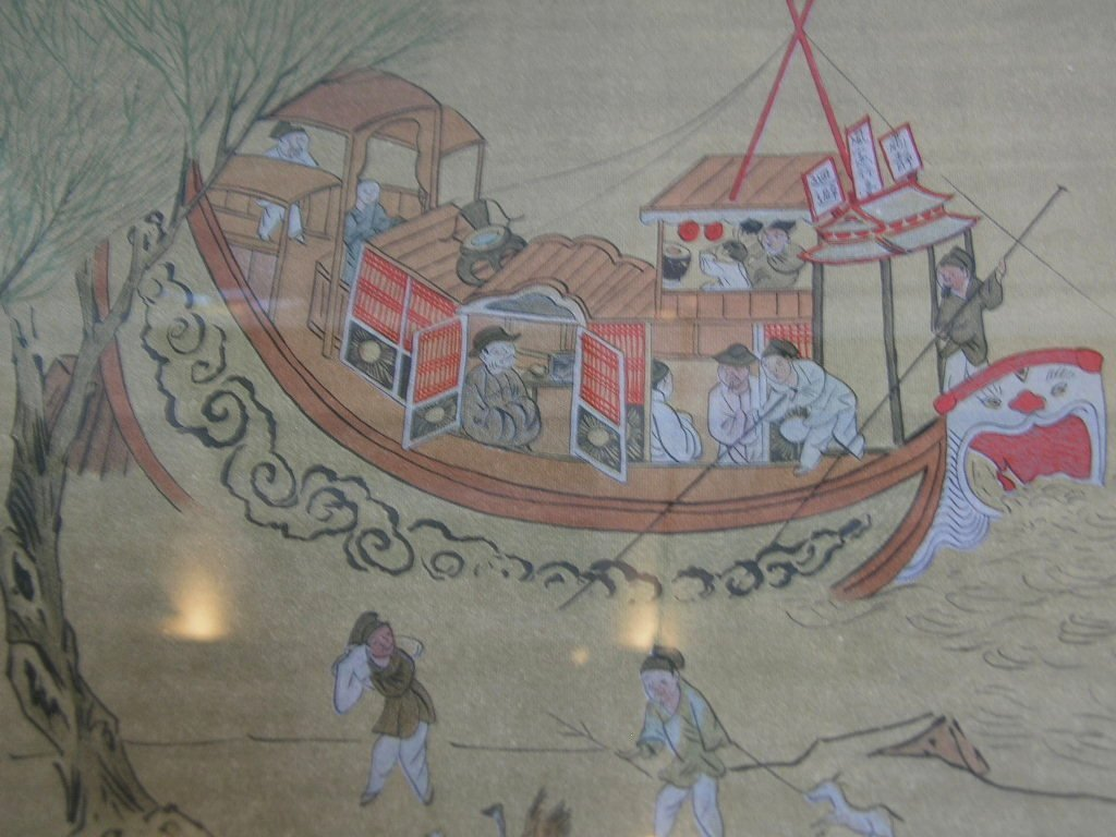 Group of Old Chinese and Japanese Paintings - 3