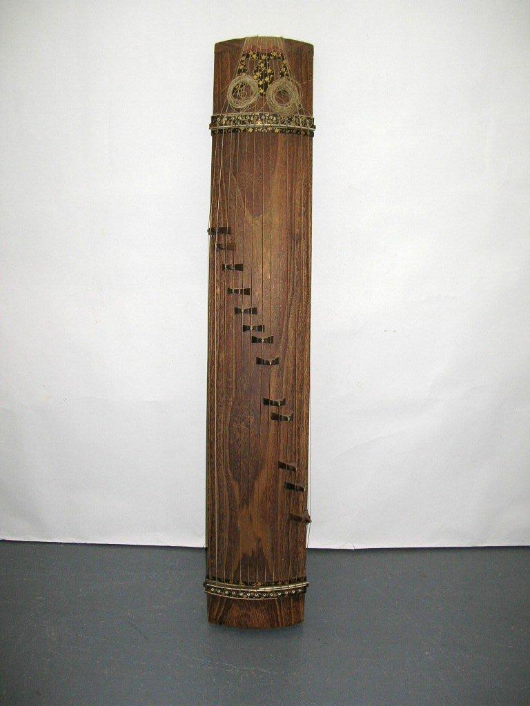 Antique Japanese 13-String Koto Guzheng
