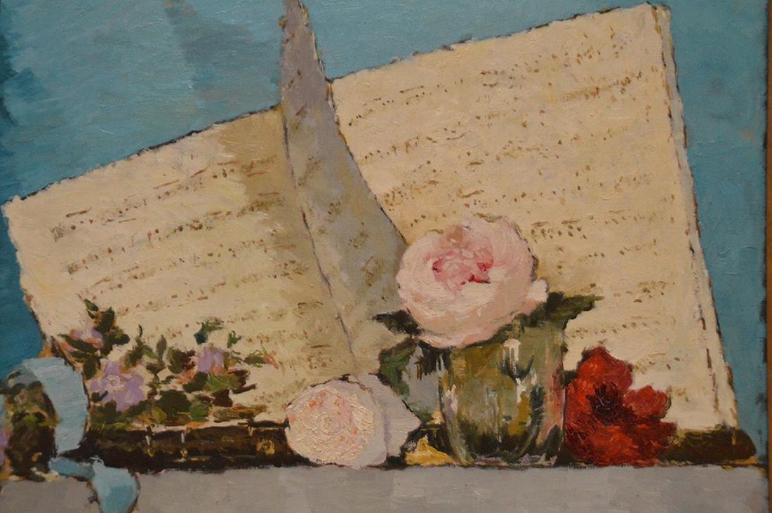 Dietz Edzard (GERMAN, 1893-1963) oil on canvas, - 2