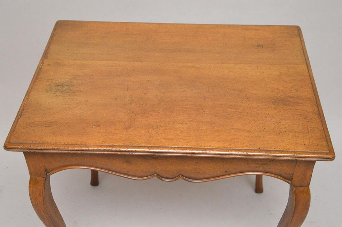 French table, rectangular - 2