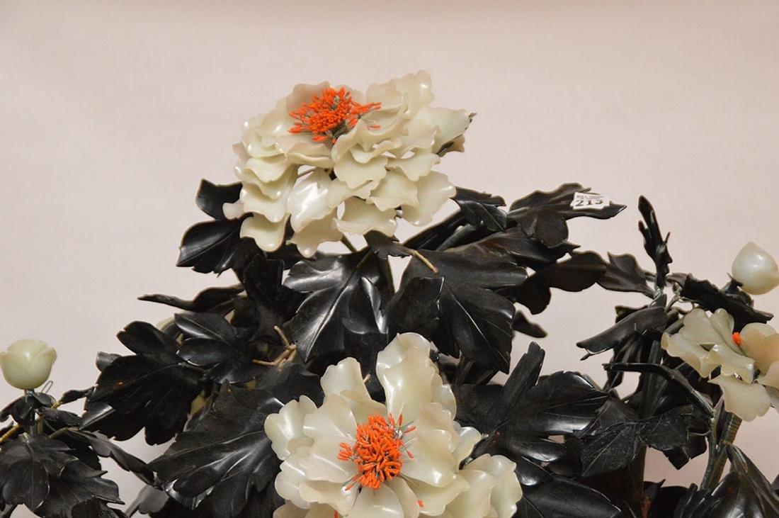 Jade floral tree - 4