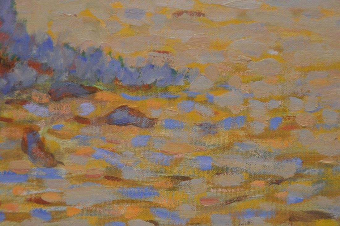 Gregory Behymer (American, 20th C.): Florida Painting, - 3