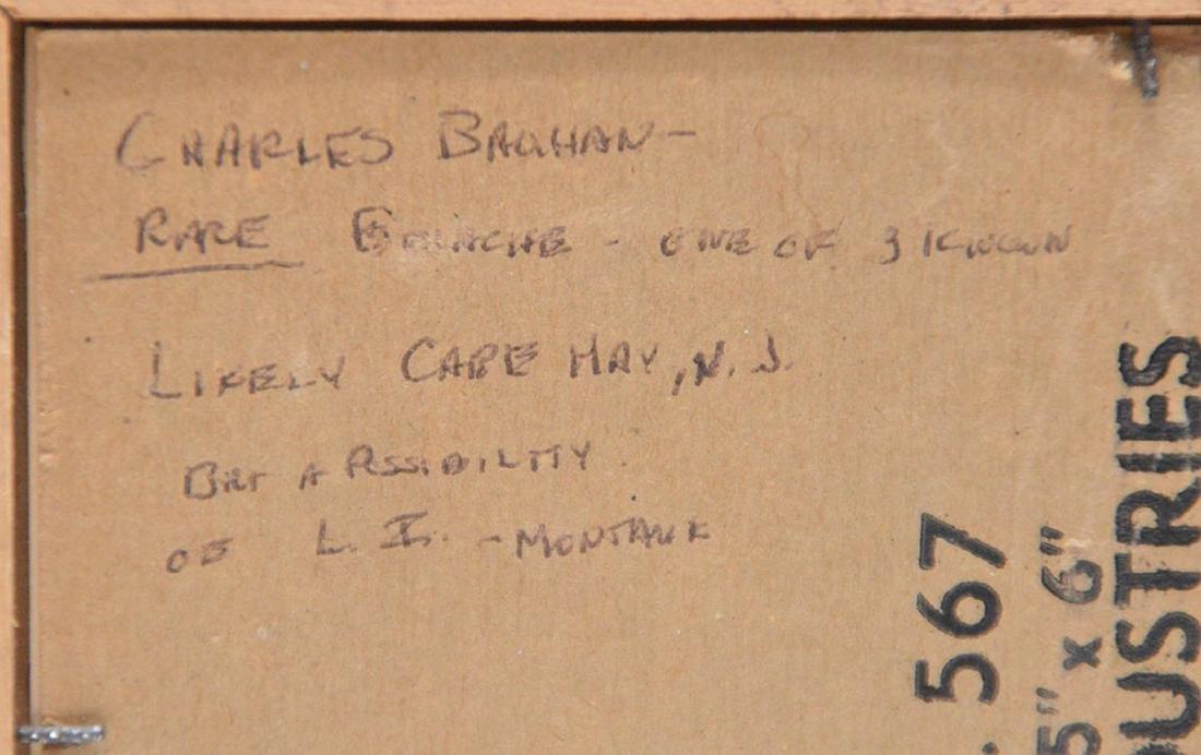 Charles Bauhan (American 20th Century) Gouache Study - 4