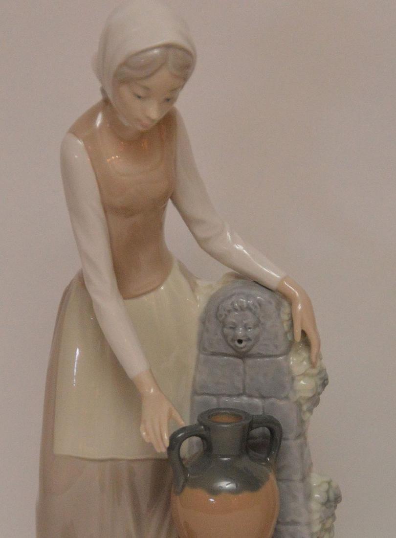 5 assorted Lladro & Nao figures - 4