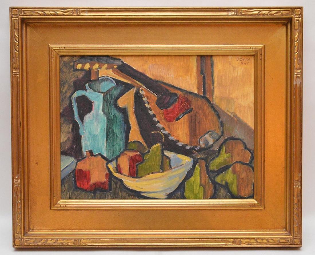 """John D. Dautel (American, 1881-1971) """"Still Life,"""""""