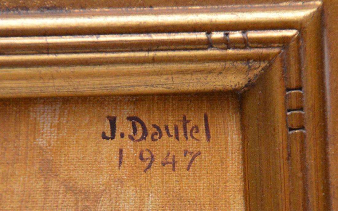 """John D. Dautel (American, 1881-1971) """"Still Life,"""" - 3"""