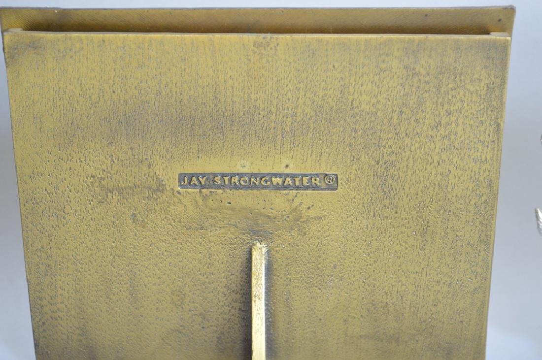 4 Jay Strongwater enamel frames, each signed, frame - 9