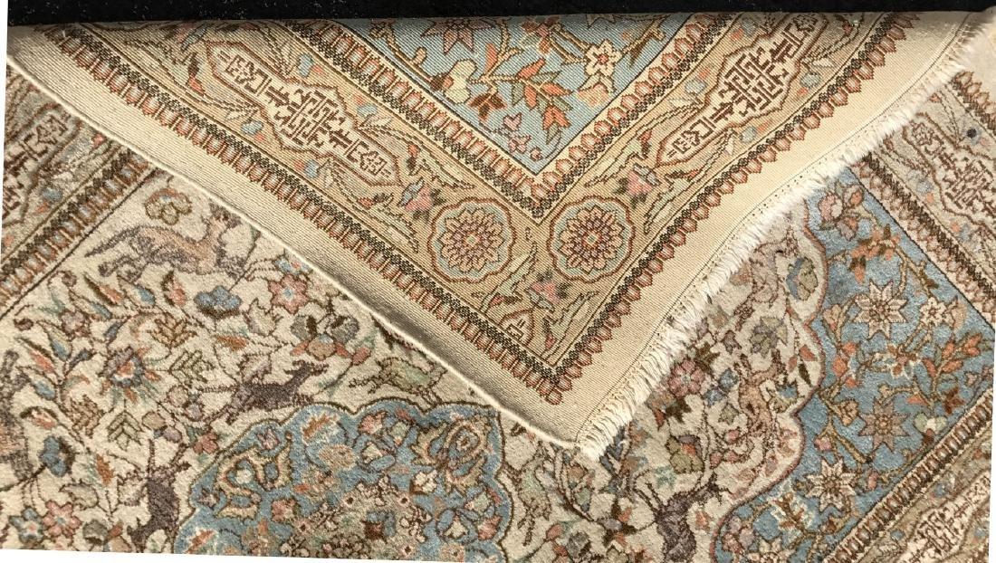 Persian Tabriz approx. 6 x 9 - 3