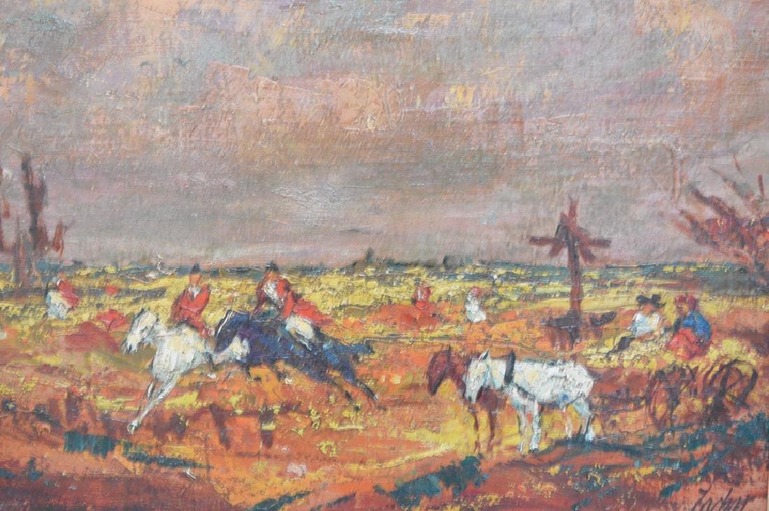 Witold Andrzej Zacharewicz  (Poland 1929 - 1987) oil on - 2
