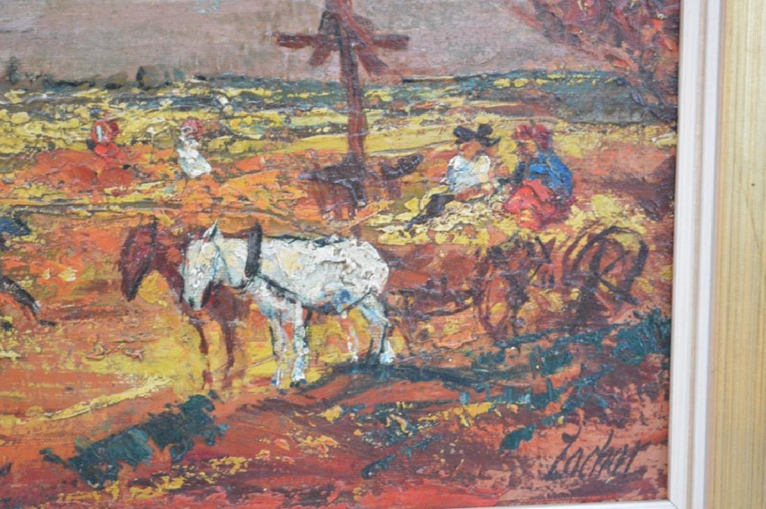 Witold Andrzej Zacharewicz  (Poland 1929 - 1987) oil on - 3