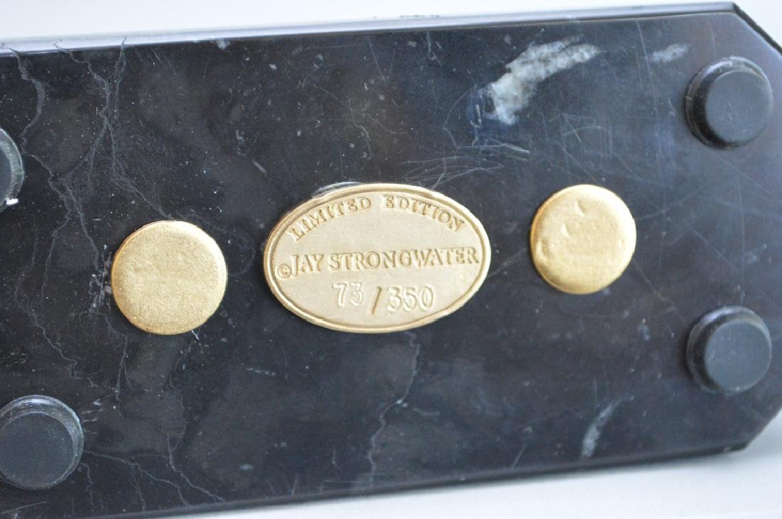 2 Jay Strongwater Enamel Frames.  Condition: good. Each - 6