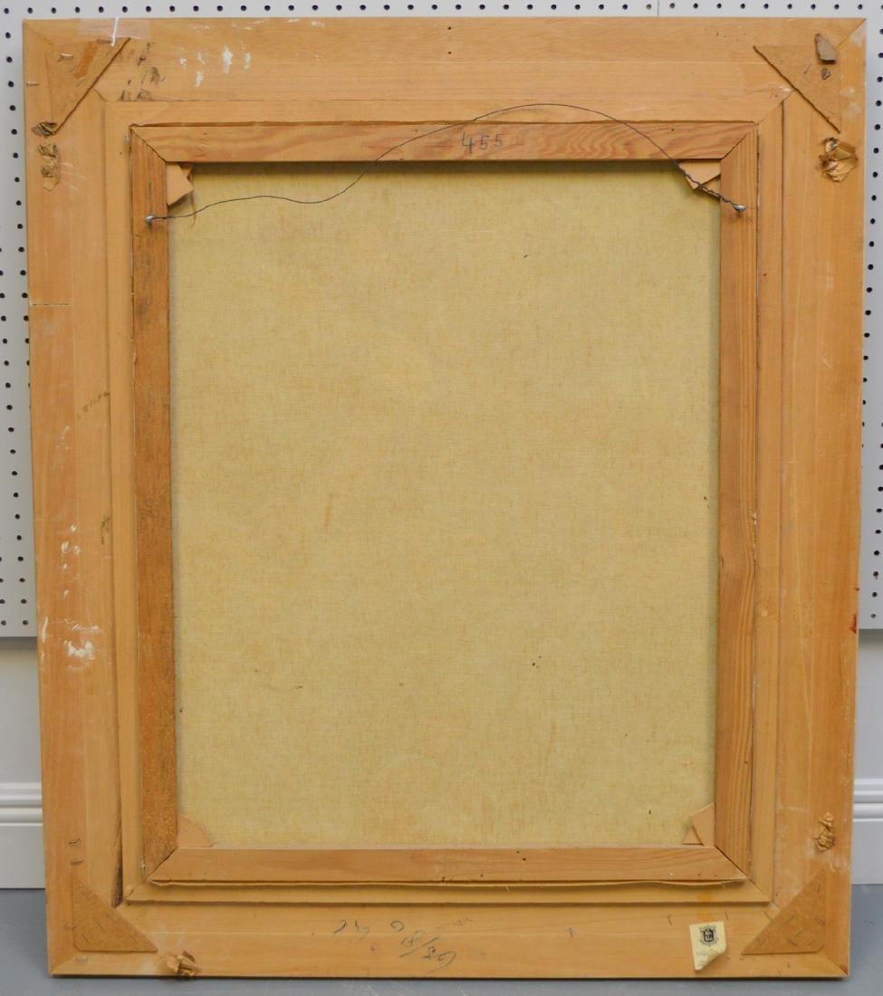 Charles A. Roka (HUNGARIAN, 1912-1999) oil on canvas, 2 - 5