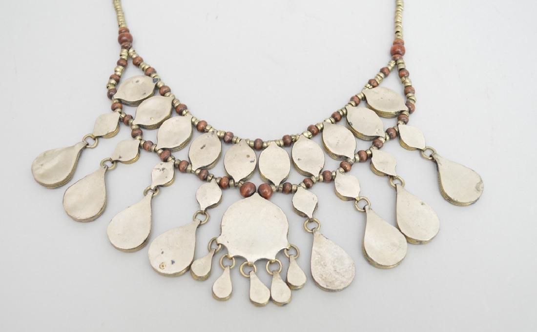 Ethnic lapis necklace, 10L - 3
