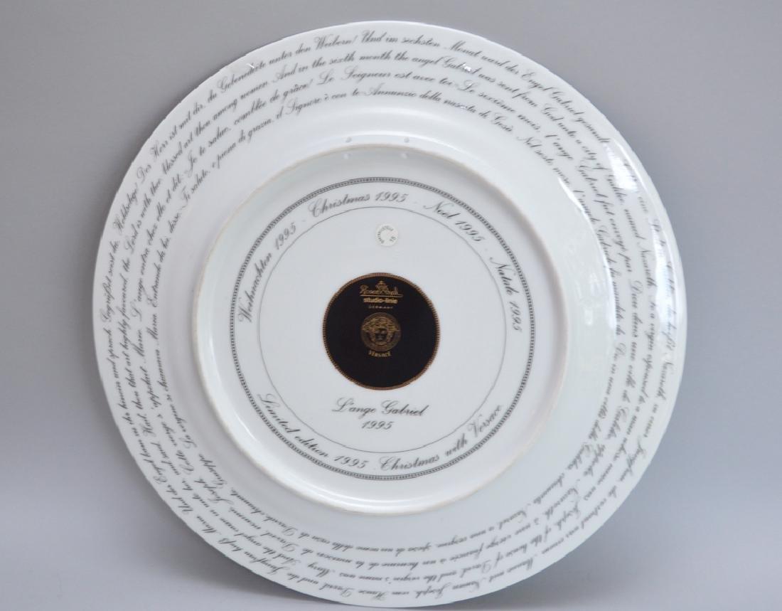 Versace large plaque, 12dia - 3
