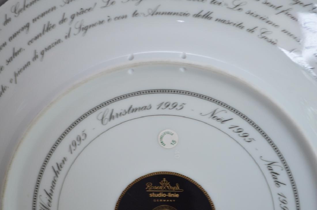 Versace large plaque, 12dia - 4