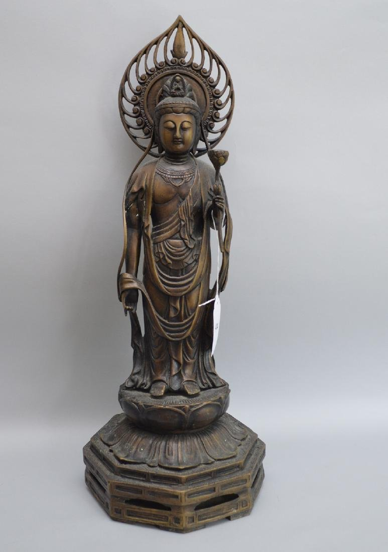 Bronze goddess, 24h