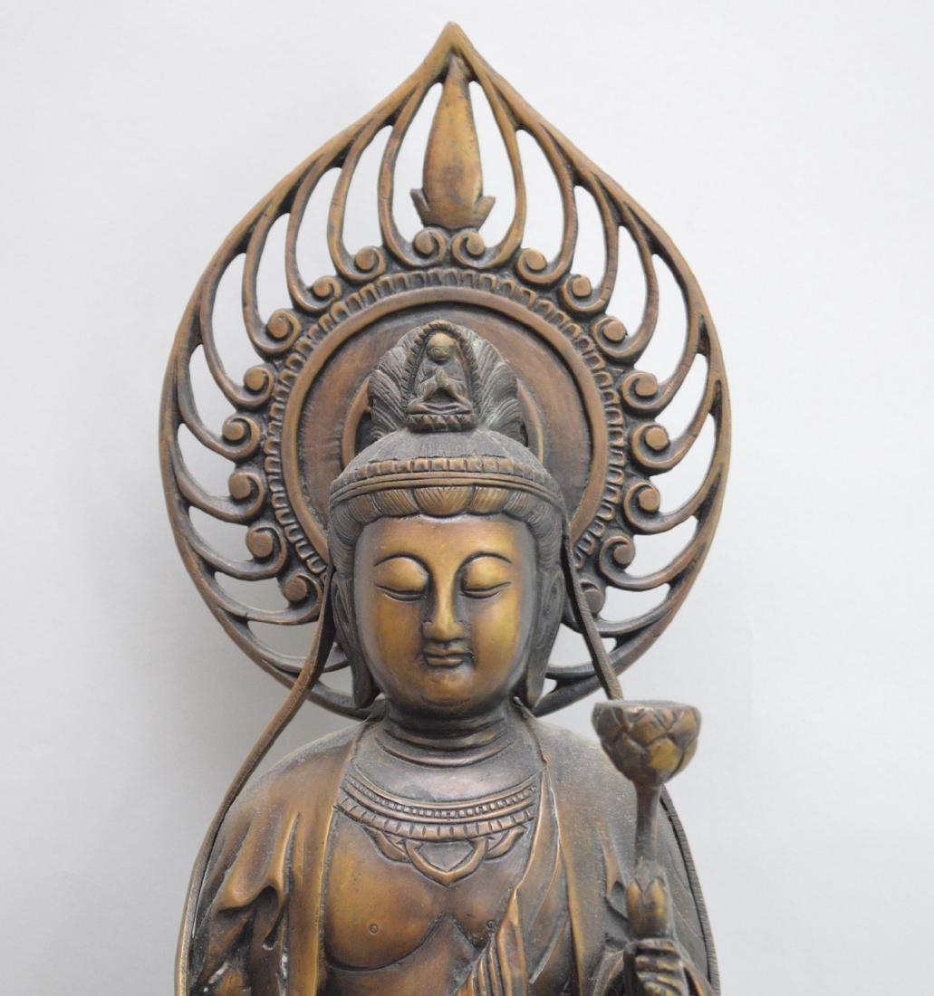 Bronze goddess, 24h - 2