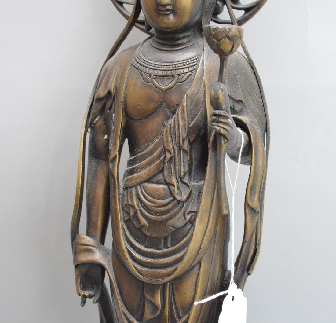 Bronze goddess, 24h - 3