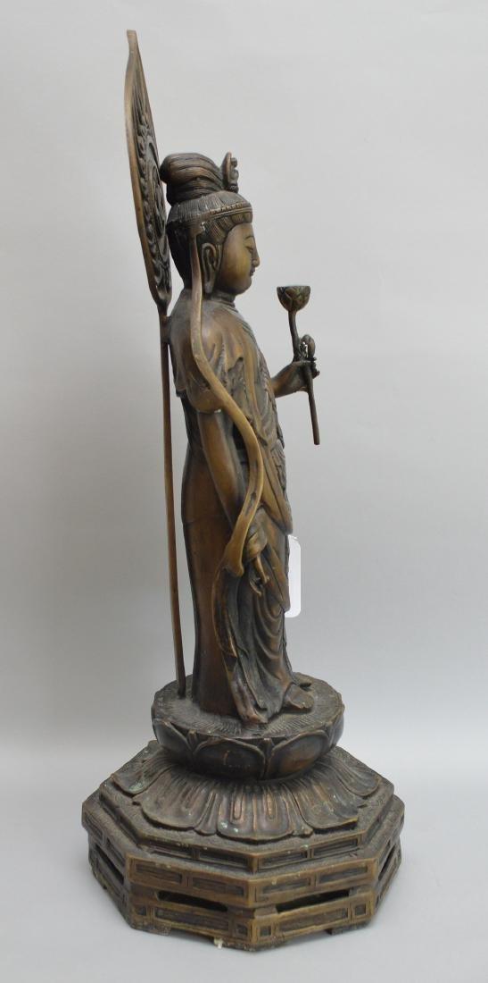 Bronze goddess, 24h - 5