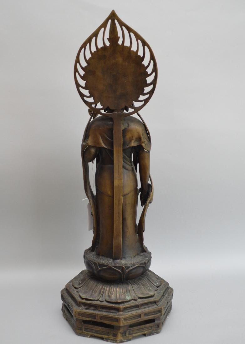 Bronze goddess, 24h - 6