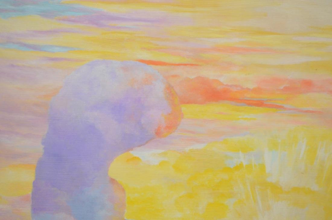Beverly Ruland Waltner  (mid 20th century) oil on - 2