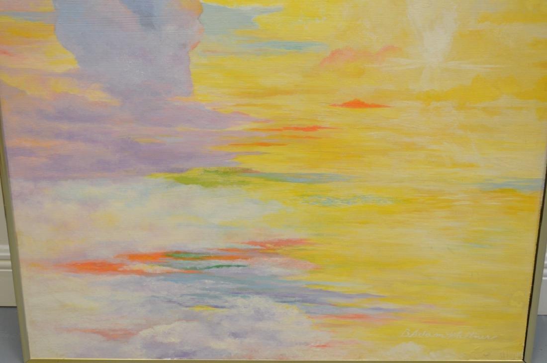 Beverly Ruland Waltner  (mid 20th century) oil on - 4