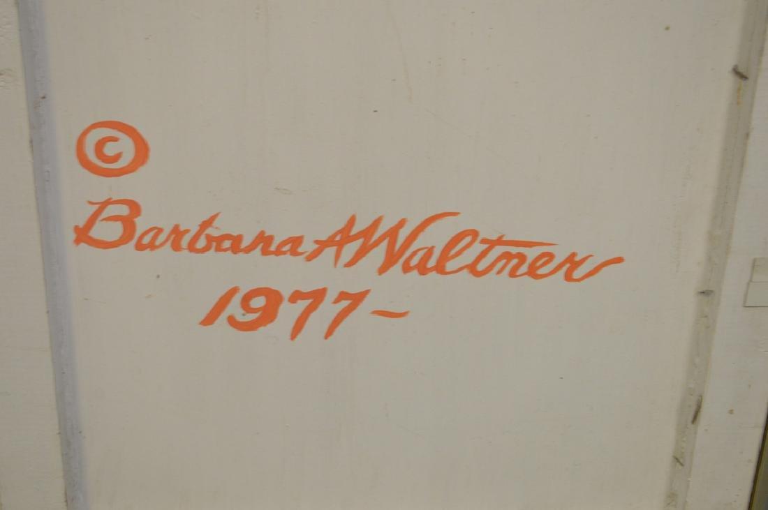 Beverly Ruland Waltner  (mid 20th century) oil on - 8