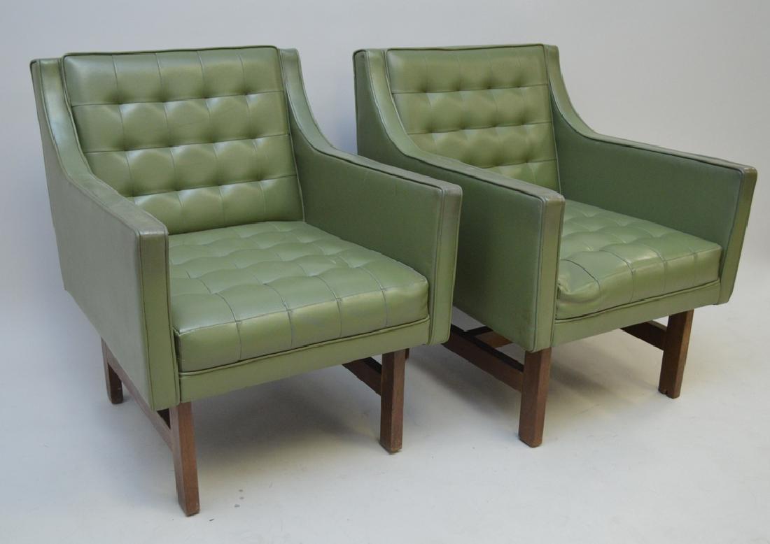 Pr. Green Vintage Chairs
