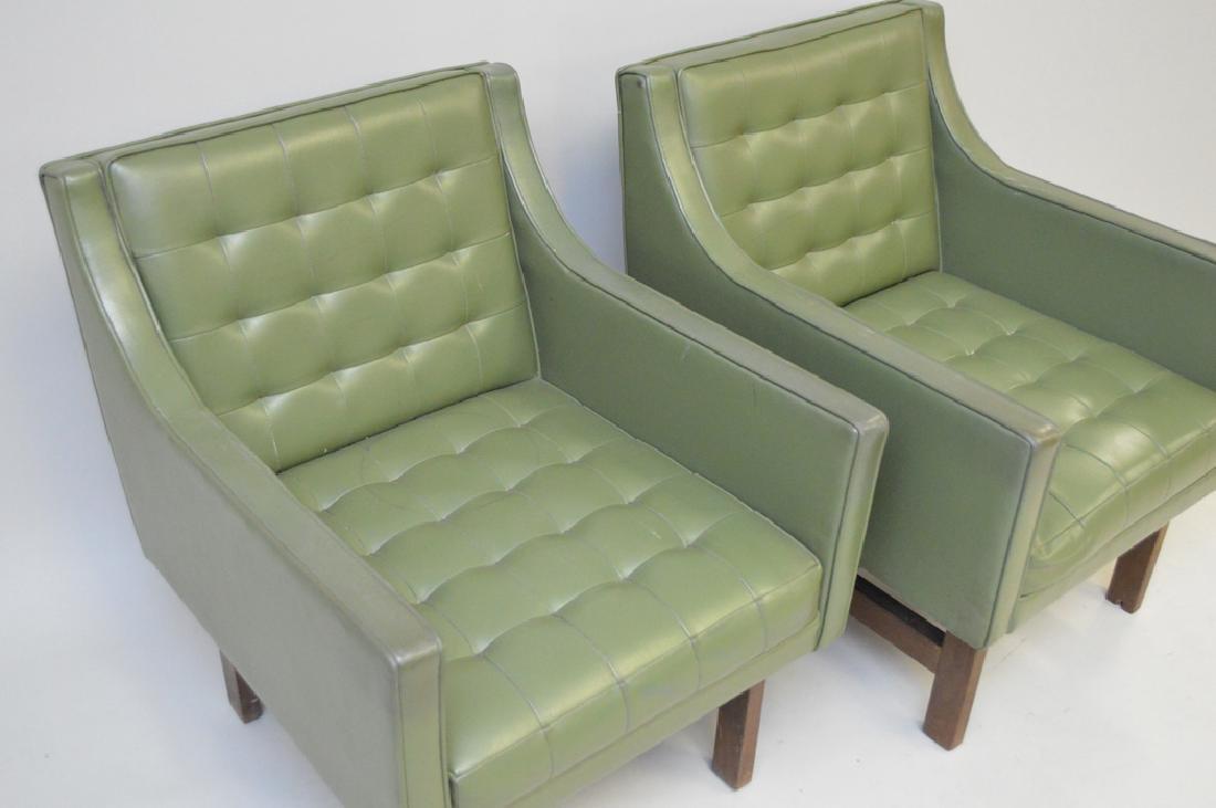 Pr. Green Vintage Chairs - 2
