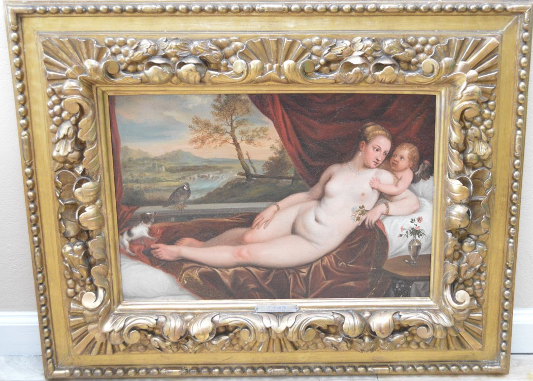 Attributed:  Titian (Italian, Born Circa, 1485-1576) - 3