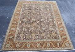 Room size Tabriz style Oriental Rug