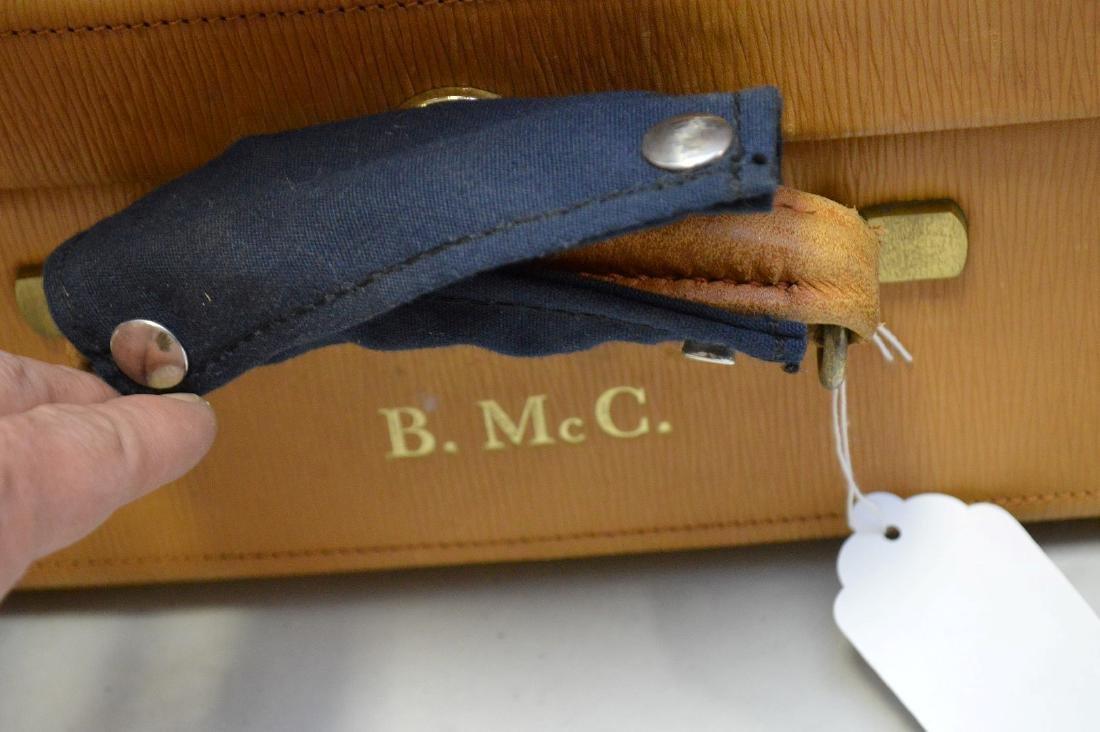 Luggage, 3 pieces bridle leather, Swaine Adeney-Brigg, - 3