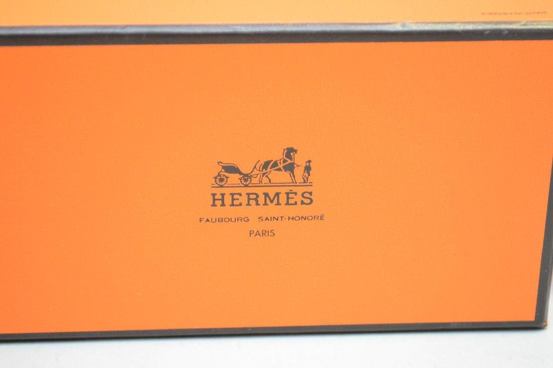 Hermes playing/tarot cards with silver edges - 2