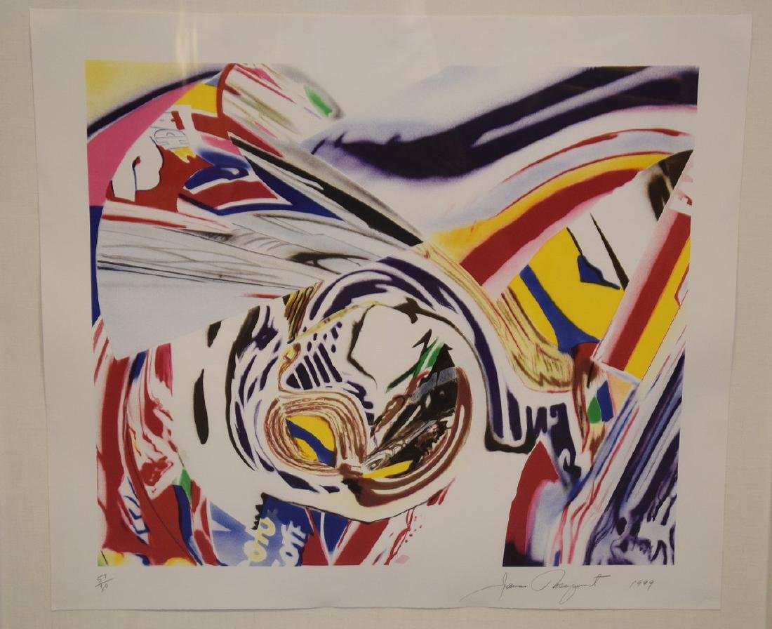James Rosenquist (AMERICAN, 1933-2017) After Berlin V. - 2