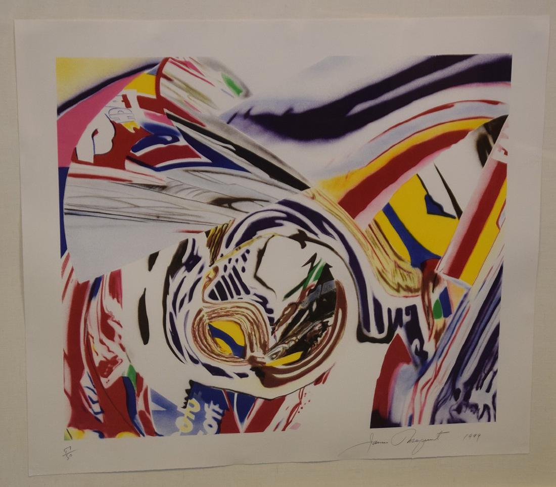 James Rosenquist (AMERICAN, 1933-2017) After Berlin V. - 3
