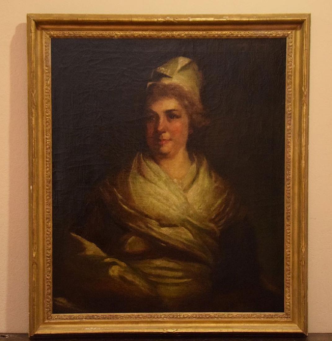 William Merritt Chase AMERICAN Portrait , oil Painting