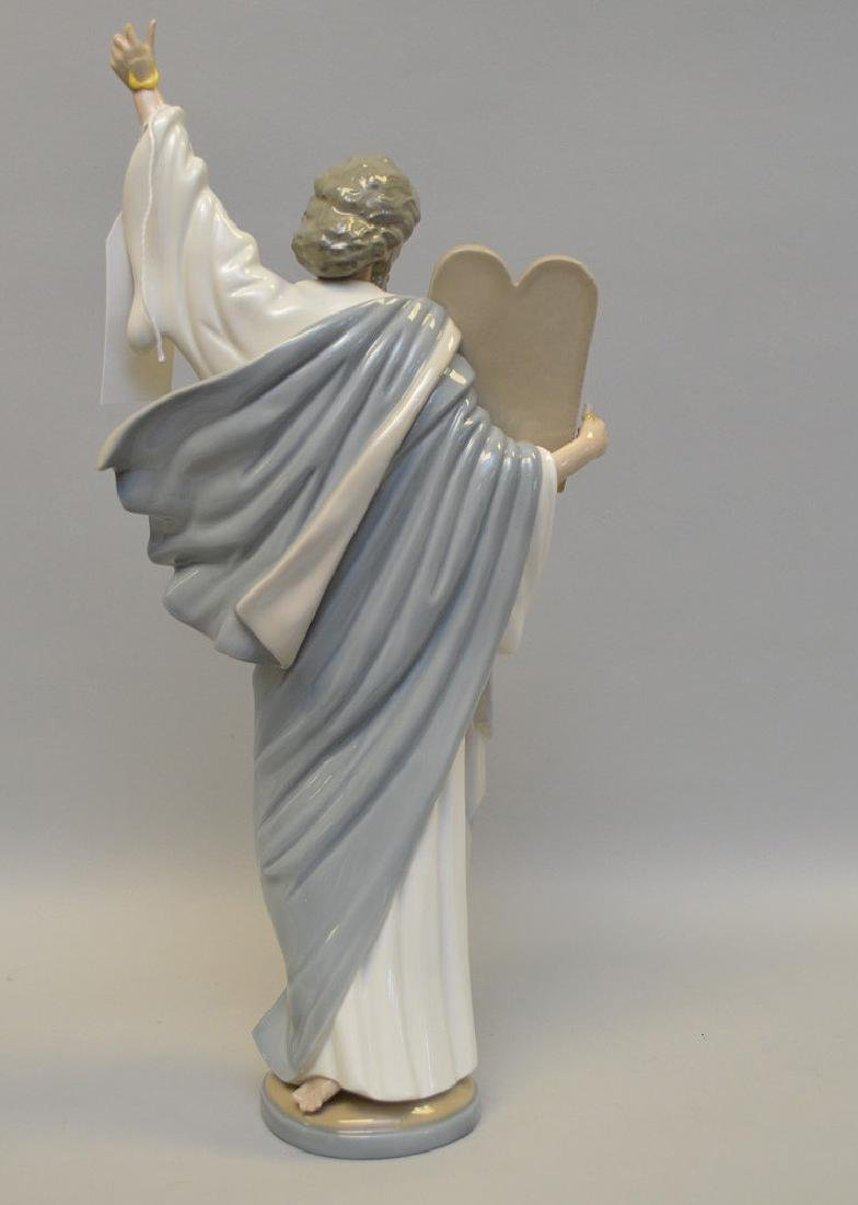 "Moses with tablets, 17""h (damage 1 finger) - 3"