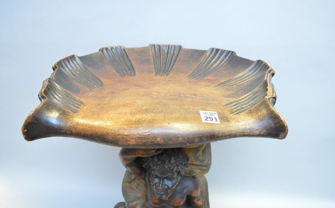 Antique Satyr seat, - 5