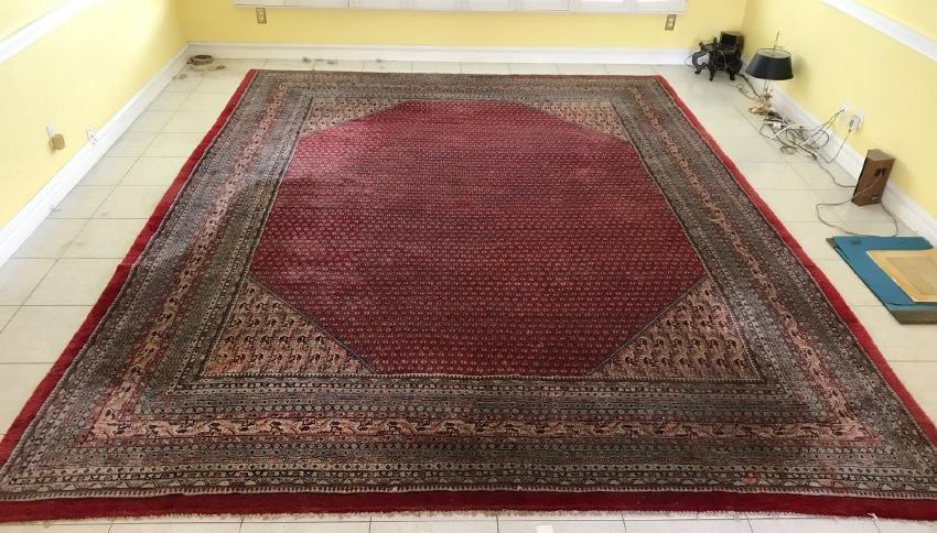 Persian Rug, 11 x 15 feet