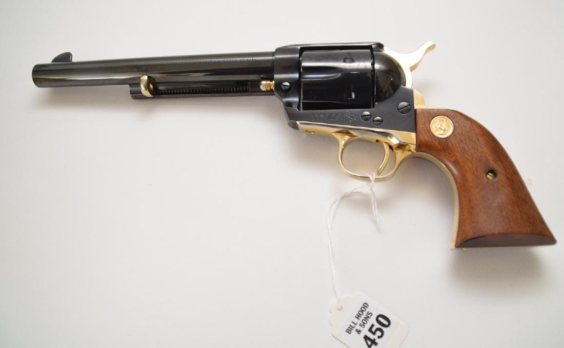 Colt 45 Caliber Single Action Army Revolver, 125th - 4
