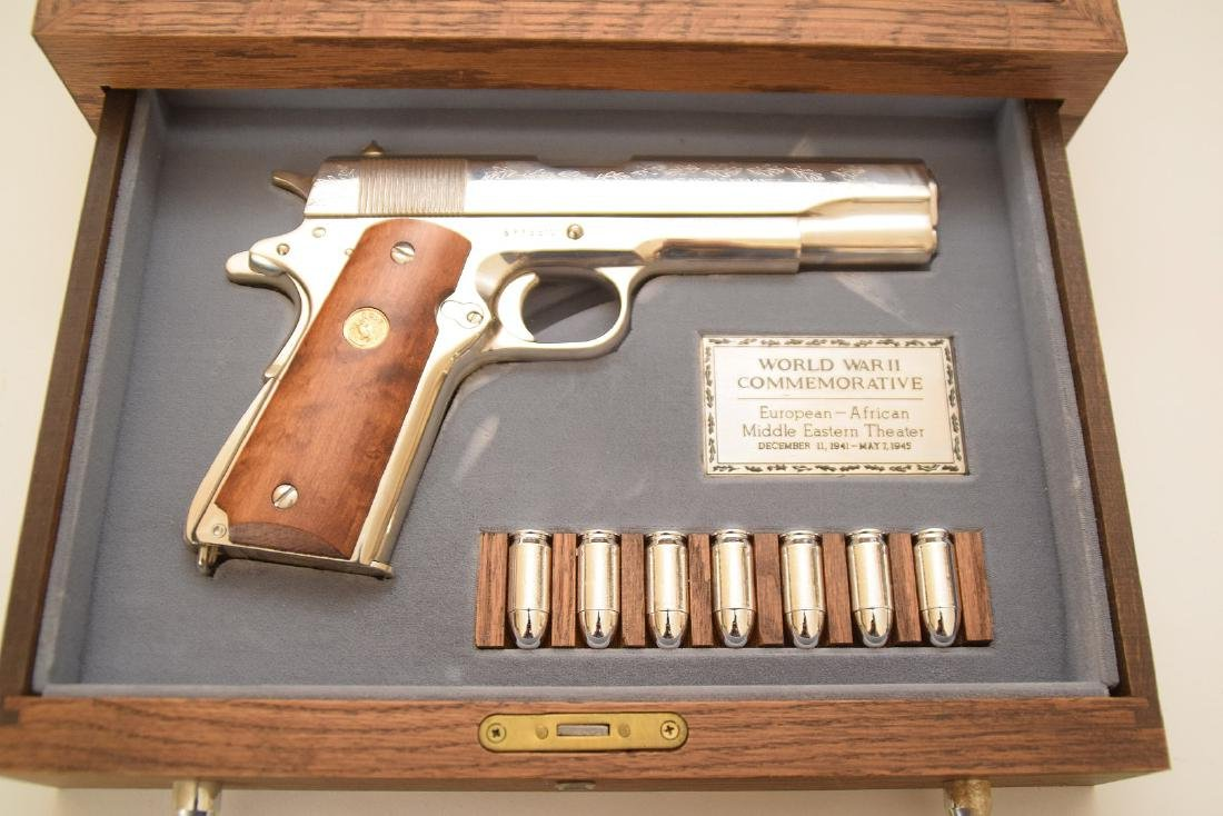 Colt 45 Caliber, 1911 Model, European Theater - 2