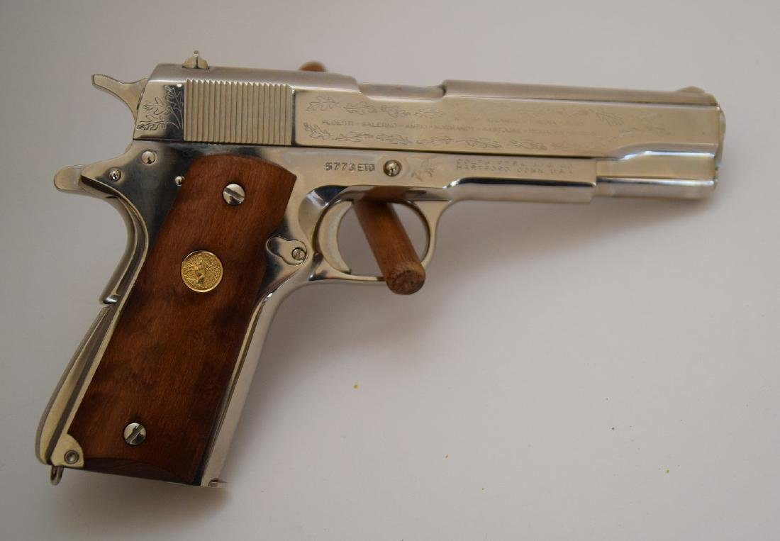 Colt 45 Caliber, 1911 Model, European Theater - 3