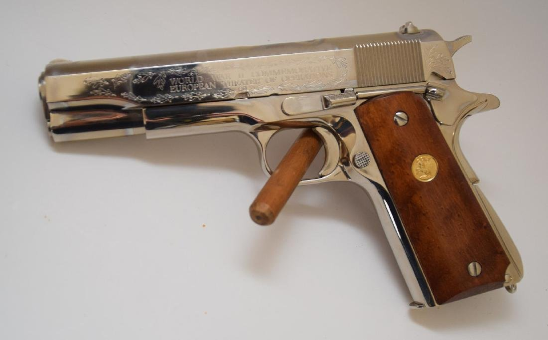 Colt 45 Caliber, 1911 Model, European Theater - 5