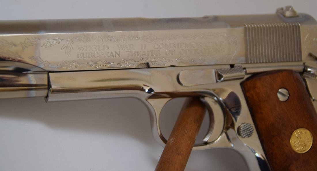 Colt 45 Caliber, 1911 Model, European Theater - 6