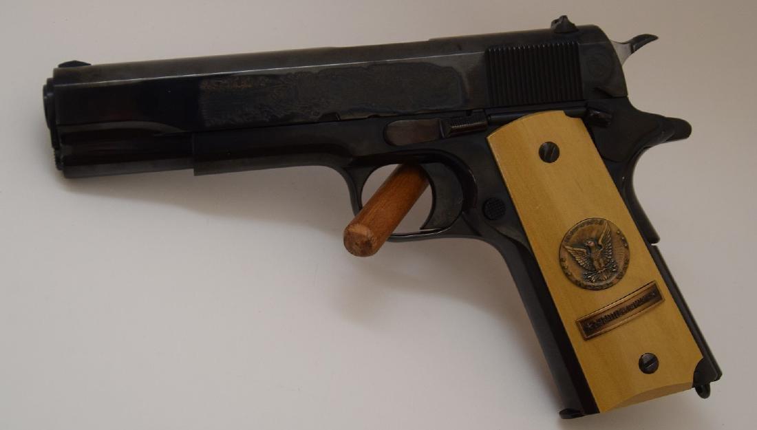 Colt 45 Caliber, 1911 Model, 2nd Battle of the Marne, - 3